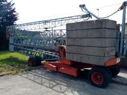 Benedini B20 crane - Lote 3 (Subasta 5258)