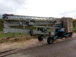Edilgru S p A  Turbo 12 crane tower - Lot 4 (Auction 5258)