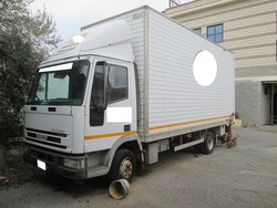 Iveco Eurocargo truck - Lot 13 (Auction 5259)