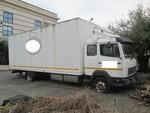 Mercedes Benz truck - Lot 14 (Auction 5259)