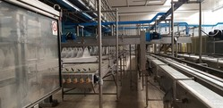 Series of Procomac belts and roller conveyors - Lot 25 (Auction 5265)