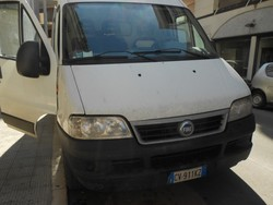 Fiat Ducato van - Lot 1 (Auction 5269)