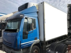 Iveco Eurocargo vehicle - Lot 4 (Auction 5270)