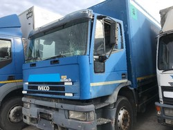 Iveco Eurotech truck - Lot 5 (Auction 5270)