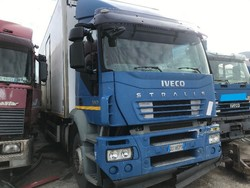 Iveco Stralis vehicle - Lot 8 (Auction 5270)
