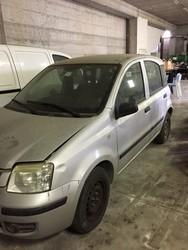 Fiat Panda car - Lot 1 (Auction 5271)