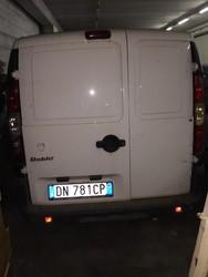 Fiat Dobl   truck - Lot 2 (Auction 5271)