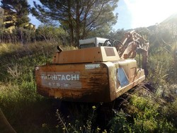 Fiat Hitachi excavator - Lot 1 (Auction 5272)