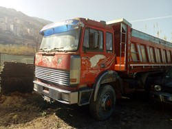 Iveco Magirus truck - Lot 2 (Auction 5272)