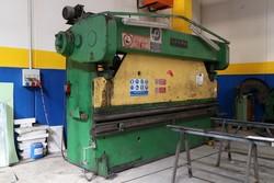 Sacma press brake - Lot 39 (Auction 5273)