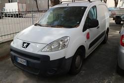 Furgone Peugeot - Lotto 59 (Asta 5273)