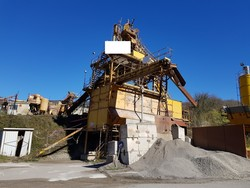 Inert crushing machinery and equipment - Lot 1 (Auction 5274)