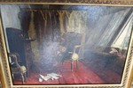 Immagine 4 - La capitolazione dei Repubblicani a Napoli Olio su tela - Lotto 1 (Asta 5275)