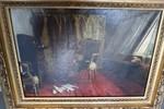 Immagine 5 - La capitolazione dei Repubblicani a Napoli Olio su tela - Lotto 1 (Asta 5275)