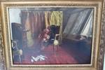 Immagine 12 - La capitolazione dei Repubblicani a Napoli Olio su tela - Lotto 1 (Asta 5275)