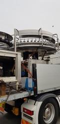 Simonazzi rinsing machine A 48 - Lot 7 (Auction 5278)