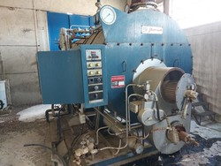 Industrial boilers for the production of steam - Lot 6 (Auction 5282)