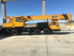 Coles Hydra truck 45 50 T mobile crane - Lot 0 (Auction 5298)