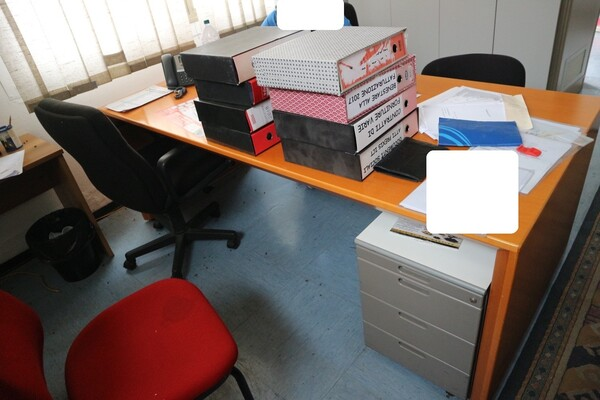 15#53000 Arredamento ufficio in vendita - foto 2