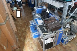 Electrical material and tools for telecommunication systems - Lot 16 (Auction 53000)