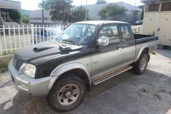 Mitsubishi L200 Truck - Lot 9 (Auction 53000)