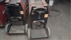 Pair of Cebora welding machines - Lot 2 (Auction 5301)