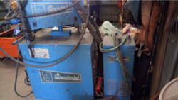 Sincosald welder - Lot 5 (Auction 5301)