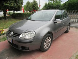 Volkswagen Golf car - Lot 0 (Auction 5303)