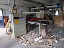 Scm horizontal panel saw and woodworking machinery - Lot 0 (Auction 5304)