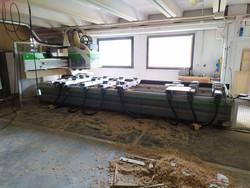 Centro di lavoro Biesse Rover 24 L - Lotto 2 (Asta 5304)