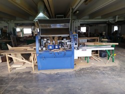 Weinig Unimat 300 throughfeed moulder - Lot 6 (Auction 5304)