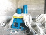 Ceccato compressors and Waste separation plant - Lot 1 (Auction 5311)