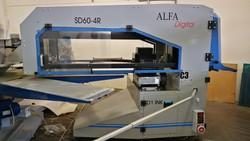 Alfa Digital Tek ind digital screen printer - Lot 11 (Auction 5315)