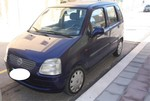 Opel Agila car - Lot 4 (Auction 5318)