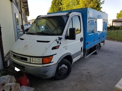 Iveco 35C13 Daily truck - Lot 6 (Auction 5322)
