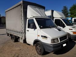 Iveco 35 8 truck - Lot 7 (Auction 5322)