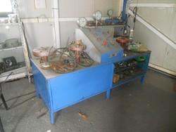 Valve calibration benches and equipment - Lote 14 (Subasta 5325)