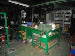 Workshop equipment and furniture - Lot 27 (Auction 5325)