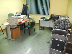 Furniture and IT equipment for office and reception - Lot 31 (Auction 5325)