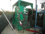 Macchina trattamento olio trasformatori Brizio Basi - Lotto 4 (Asta 5325)
