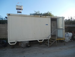 Container servizi igienici - Lotto 7 (Asta 5325)