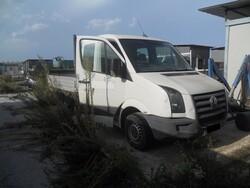 Volkswagen Crafter truck - Lot 1 (Auction 5326)