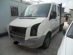 Volkswagen Crafter truck - Lot 2 (Auction 5326)