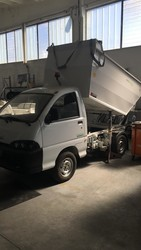 Electric vehicles Ecomile and Fiat Dobl   - Lot 0 (Auction 5328)