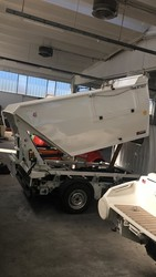 New Rossi approved tub with bin turner - Lot 14 (Auction 5328)