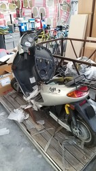 Scooter Faam - Lotto 7 (Asta 5328)