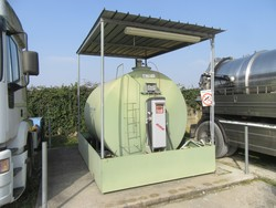 Diesel tank and tank for liquids - Lot 5 (Auction 5329)