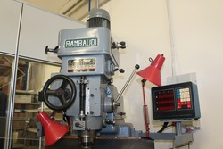 Rambaudi milling cutter and equipment - Lot 4 (Auction 5330)