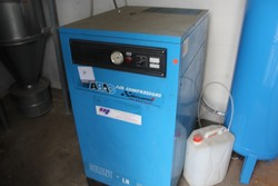 Suction system and compressors - Lot 7 (Auction 5330)