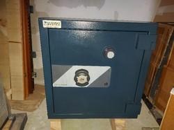 Safe Fichet Bauche - Lot 0 (Auction 5332)